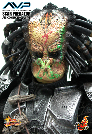 Powered By Phpdug Hot Toys Predator 1 - Graffiti Graffiti