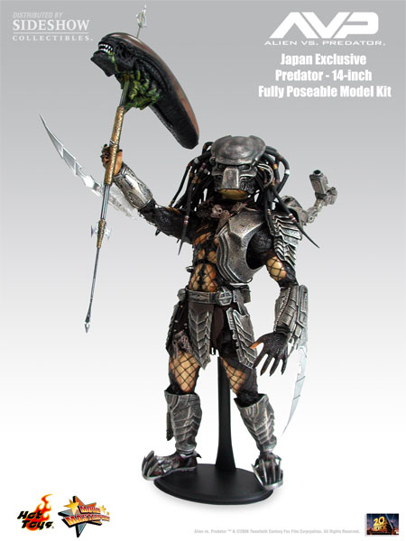 Hot Toys Blister Exclusive Ancient Predator