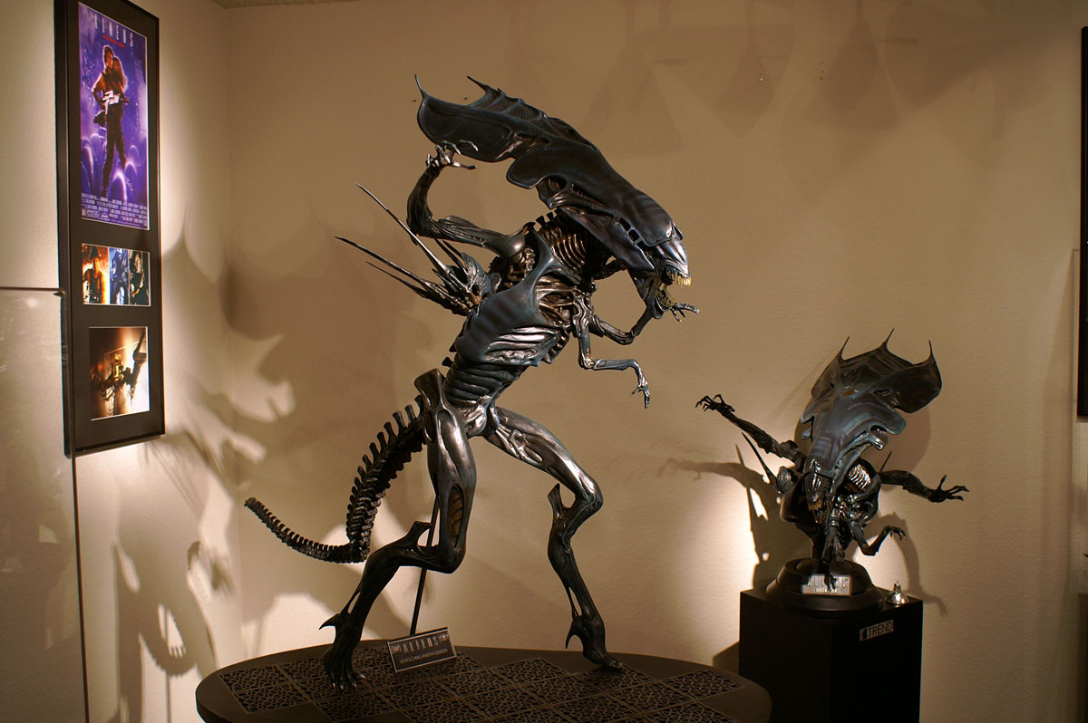 Predator Stuff Gallery Miscellaneous 187 Sws Alien Queen