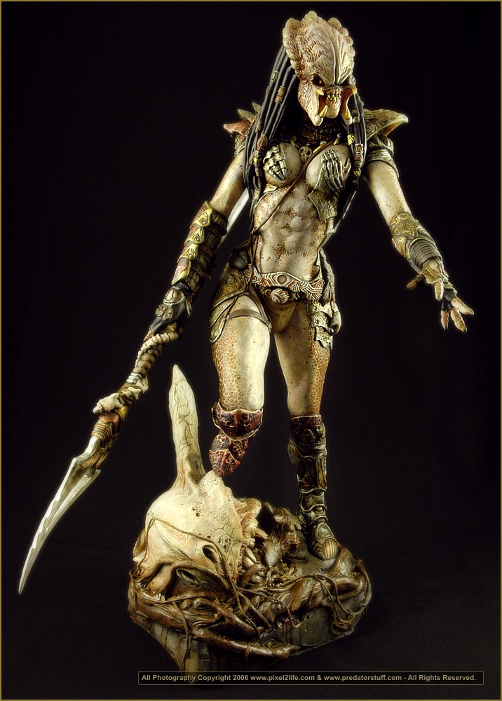 The 'Bad Blood' Predator Statue - Page 8 - Statue Forum