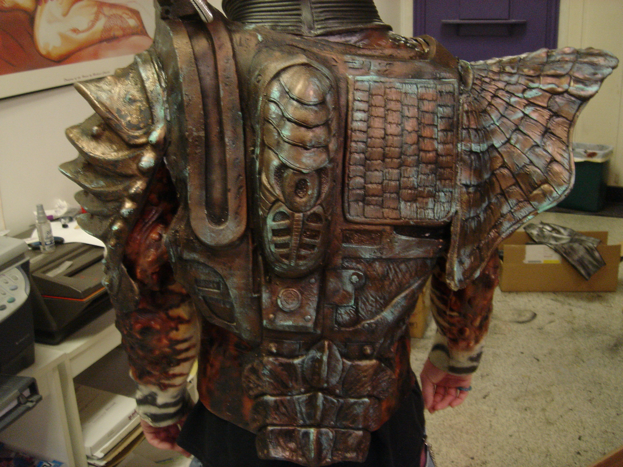 Predator Stuff Gallery Props Full Costumes 187 Quot Daisy Quot P2