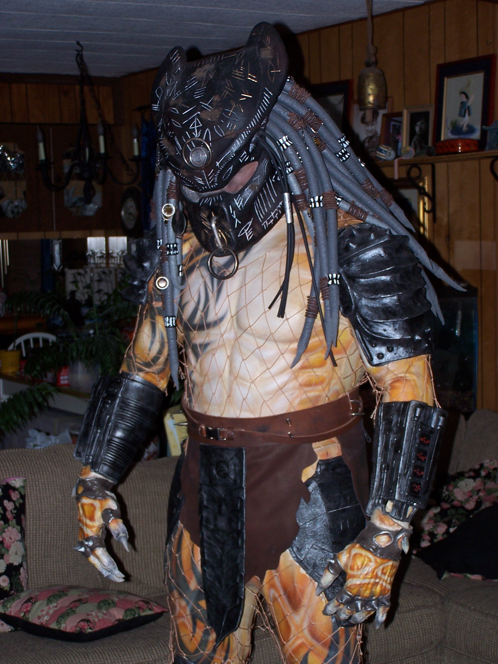 Predator Stuff Gallery Props Full Costumes 187 Moose