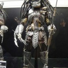 Hot Toys 1/6 Scale AvP Scar Predator - Sample 1