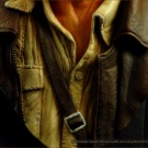 Indiana Jones bust sculpted and painted by Jeff Camper - Photography by Dan Richard - Pic 4