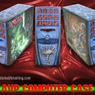 AvP Style Computer Case made by www.customairbrushing.com - Pic 6