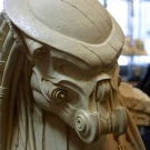 Narin 1/2 Scale AvP Celtic Bust - Raw Cast - Pic 1