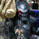 1:2 ModModel AvP Celtic Bust - Built and Painted by Wataru at Monsterz.net - Completed Pic 1