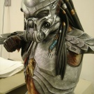 1:2 Scale Celtic Predator Bust by ModModel - Built and painted by Joe Evans - Pic 1