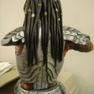 1:2 Scale Celtic Predator Bust by ModModel - Built and painted by Joe Evans - Pic 3