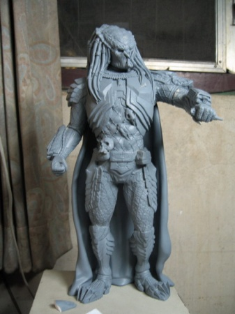 Photos of the Master Sculpt - Pic 2