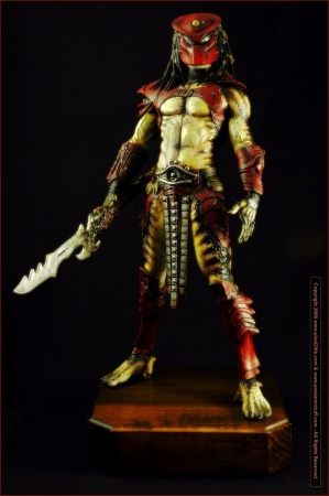 Narin Longspear Predator customized to Batman Dead End by Joe Dunaway and Photographed by Dan Richard - Pic 1