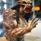 Narin\'s Beast Predator Bust built and painted by Wataru and Monsterz.net - Pic 2