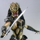 She Warrior kit by Narin - Build and painted sample by unknown artist - Pic 1