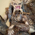 Predator on Throne - Pic 1