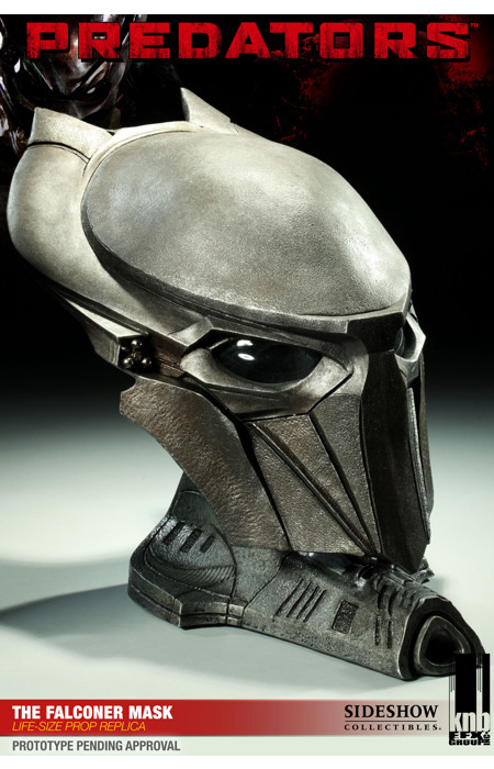 the release of the Falconer Predator bio helmet yesterday, check it out!